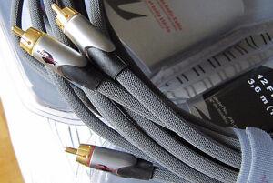 Piranha 12-foot AV Cables - 6 Sets