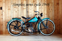 SIMPLEX SERVY CYCLE