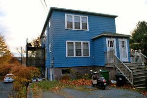 2 bedroom plus den - westend Halifax August 1