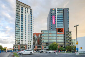 FULLY FURNISHED condo downtown Griffintown a louer ! 600 sq ft