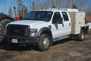 Ford F550 Superduty