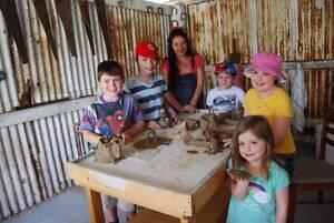Pottery Workshops for KIds - September Holidays Victoria Point Redland Area Preview
