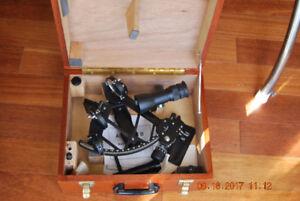 Astra III B Marine Sextant