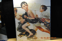Norman Rockwell Print # 3