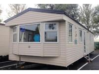 Static Caravan Nr Clacton-on-Sea Essex 3 Bedrooms 8 Berth Willerby Solstice