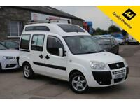 2006 5(6) FIAT DOBLO CAMPER DAY VAN 1.9 JTD DIESEL 2 BERTH MOTORHOME - HIGH TOP