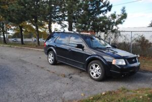 2007 Ford FreeStyle/Taurus X Limited Wagon