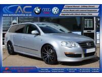 VW Passat Estate 2.0 TDI 140bhp (2009) R-Line (+15 Mth Warranty) 93,976mls - FSH