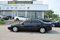 SOLD !!!  2003 Cadillac STS - FULLY LOADED - BLACK ONLY