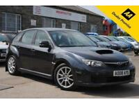 2008 SUBARU IMPREZA 2.5 WRX STI TYPE UK 5 DOOR HATCHBACK GREY MANUAL 304 BHP