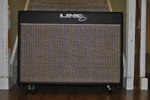 Line 6 electric guitar amplifier