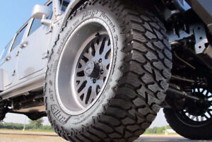 AMP Terrain Gripper AT tires! WINTER RATED! Many Sizes Available