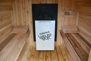BARREL SAUNAS!! Seats 6 People, Easy to Assemble, Free Delivery North Shore Greater Vancouver Area image 9