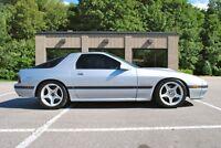 LS2 V8 powered 1987 Mazda RX7 Turbo II