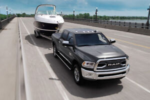 Boat Trailer Rental for upto 34 foot or 12,000 Lbs Boats
