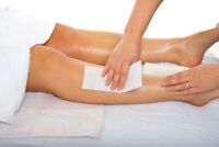FULL BODY WAXING INCLUDING BRAZILIAN $55 only for ladies