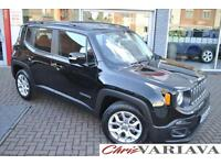 2015 Jeep Renegade LONGITUDE ** LOW MILEAGE EXCELLENT VALUE ** Petrol black Manu