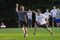 Spring & Summer Adult Co-Ed Ultimate Frisbee Leagues