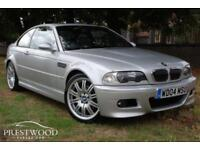 Used bmw m3 with manual transmission cars for sale gumtree 2004 bmw m3 32 350 bhp coupe 6 speed manual metallic silver publicscrutiny Image collections