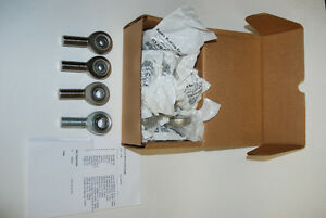 Aurora Bearing Rod Ends - Large Package - All New!!!