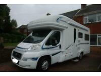 Auto Trail Apache 634, 2010, 2 berth 2 seat belts Motorhome for sale