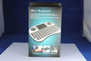 Rii Mini Clavier - Keyboard wireless RT-MWK08