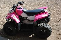 2013 Polaris 50 Outlaw Pink or Blue Quad