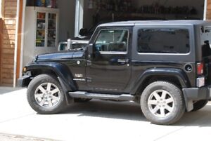 2015 Jeep Wrangler Sahara for sale by owner