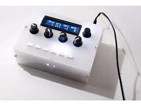 Mutable Instruments Shruthi synthesizer - 4-pole mission filter - Pro-built
