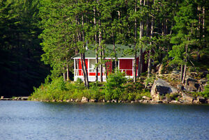 Remote Fly-in Cottage with Excellent Bass Fishing - Smoky Lake