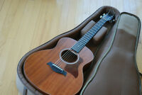 Taylor Guitar GS Mini W/ Pure Mini Pickups