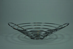 Stainless Steel Wire Bowl Tray