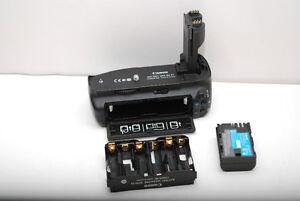 Grip de batterie Canon BG-E7 pour Canon 7D + batterie originale