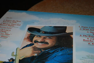 AUTOGRAPHED RECORD ALBUM FROM THE LATE FREDDY FENDER Windsor Region Ontario image 3