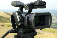 Camera/ camera operator available for hire