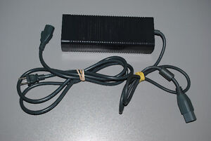XBOX 360 Power Supply / Brick, 175W (12V, 14.2A) with AC Cord Cambridge Kitchener Area image 1