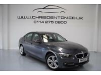 2012 BMW 3 SERIES 320D SPORT START/STOP, FULL BMW DEALER HISTORY, BLUETOOTH