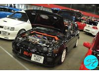 Starlet GT turbo 1996 fully forged