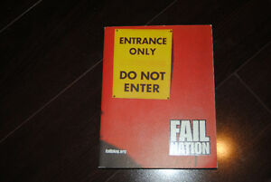 Book- Fail Nation Kitchener / Waterloo Kitchener Area image 1