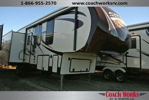 2015 Forest River Sierra Select 34CK