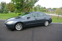 2003 HONDA ACCORD SEDAN EX -- Fully Loaded