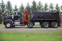 WESTERN STAR TRIAXLE WITH CRANE - Selling  CERTIFIED