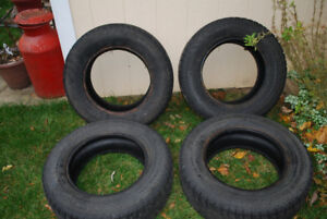 Used Winter Tires 215/70/R16