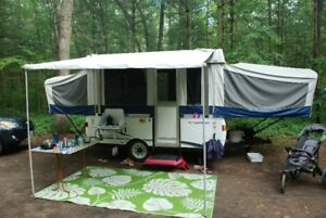 For Sale - 2005 Fleetwood Colonial, 10' Pop up Tent Trailer.
