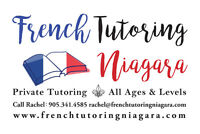 FRENCH TUTORING NIAGARA - For Students of All Ages and Levels!