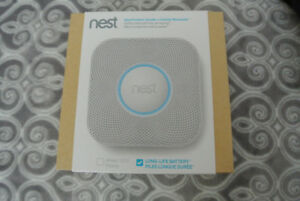 Nest Protect - Battery Operated - Brand New sealed