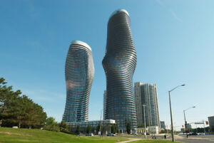 Luxury 1 bedroom mississauga condo for rent