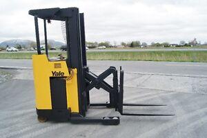 Forklift,forklift,YALE NR040 ,reach,electrique,