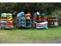 Kayak/canoe business for sale