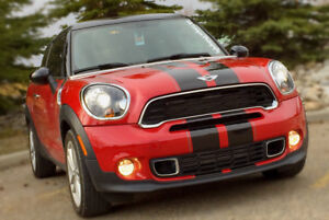 2013 MINI Paceman Cooper S All4 (AWD) Hatchback
